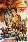 Poster for Thunder Over the Plains