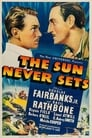 Poster for The Sun Never Sets