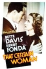Poster for That Certain Woman