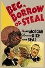 Beg, Borrow or Steal (1937)