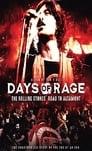 Regarder Days Of Rage: The Rolling Stones' Road To Altamont (2020), Film Complet Gratuit En Francais