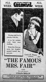 The Famous Mrs. Fair (1923) Movie Reviews