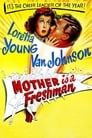 Poster for Mother Is a Freshman