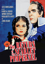Poster for Return of the Scarlet Pimpernel