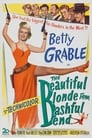 Poster for The Beautiful Blonde from Bashful Bend