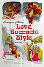 Poster for Love Boccaccio Style