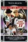 Poster for The Sting II