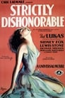 Strictly Dishonorable (1931) Movie Reviews