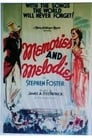 Poster for Memories and Melodies