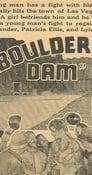 Poster for Boulder Dam