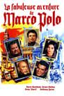 Poster for La fabuleuse aventure de Marco Polo