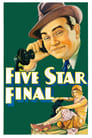 Five Star Final (1931) Movie Reviews