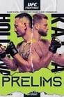 UFC on ABC 1: Holloway vs. Kattar – Prelims (2021)