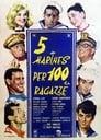 5 marines per 100 ragazze (1961)