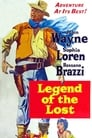 Poster for Legend of the Lost