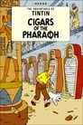 Poster for Les aventures de Tintin - Vol. 2, Les Cigares du Pharaon