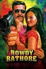 Poster for Rowdy Rathore