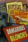 Poster for Dangerous Blondes