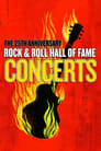 Poster for The 25th Anniversary Rock and Roll Hall of Fame Concert