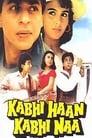 Poster for Kabhi Haan Kabhi Naa