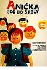 Poster for Anička jde do školy