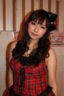 Yoshiko Ikuta isMogami Suzuran (voice)