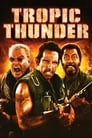 Official movie poster for Tropic Thunder (2003)