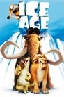 Official movie poster for Ice Age (2002)