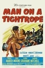 Poster for Man on a Tightrope