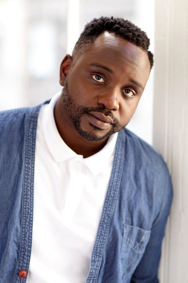 Brian Tyree Henry isJefferson Davis (voice)