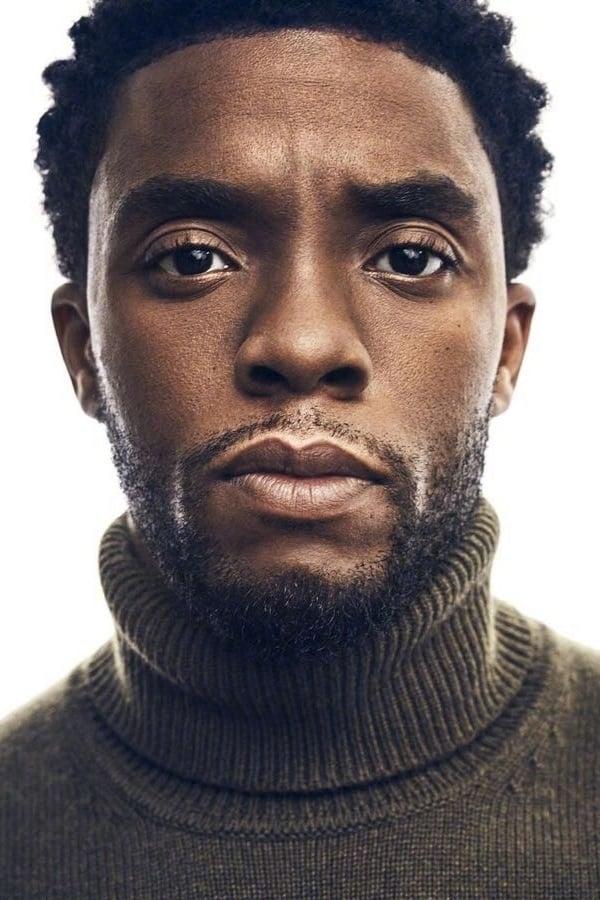 Chadwick Boseman isT'Challa / Black Panther