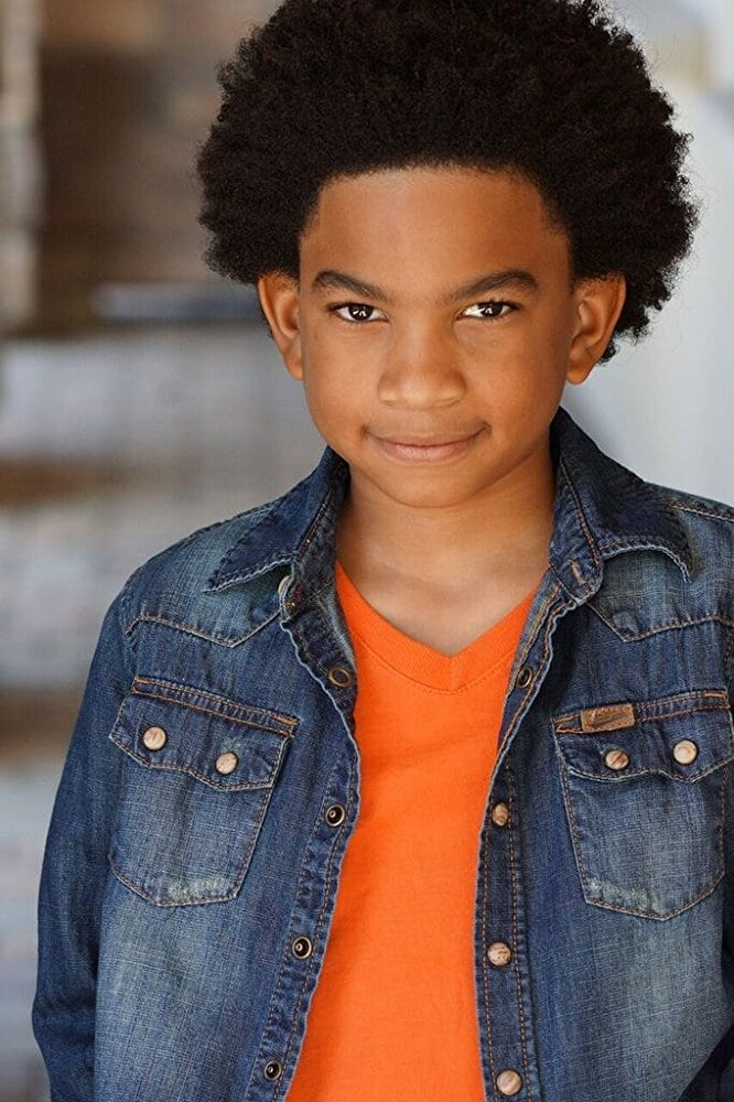 Andre Robinson isCutter (voice)