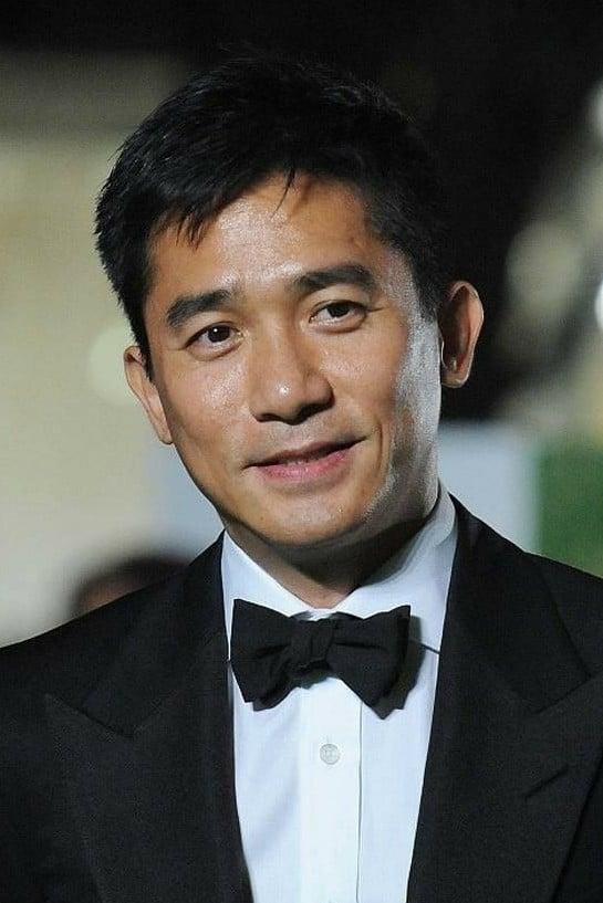 Tony Leung Chiu-Wai isMr. Lin