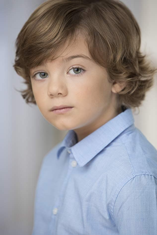 AJ Kane isYoung Hiccup (voice)