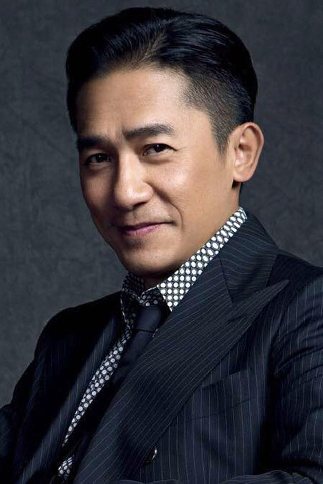 Tony Leung Chiu-Wai isBroken Sword