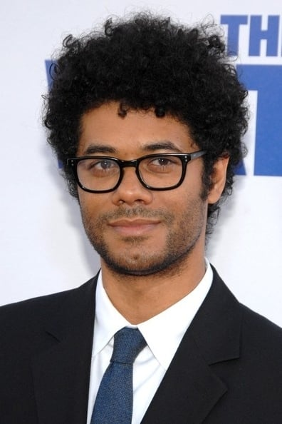 Richard Ayoade isCounselor Jerry (voice)